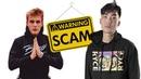 Jake Paul and Ricegum Promote Gambling Website Scam