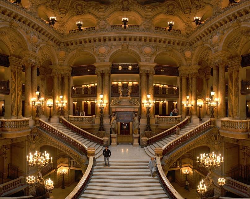 Гранд Опера в Париже