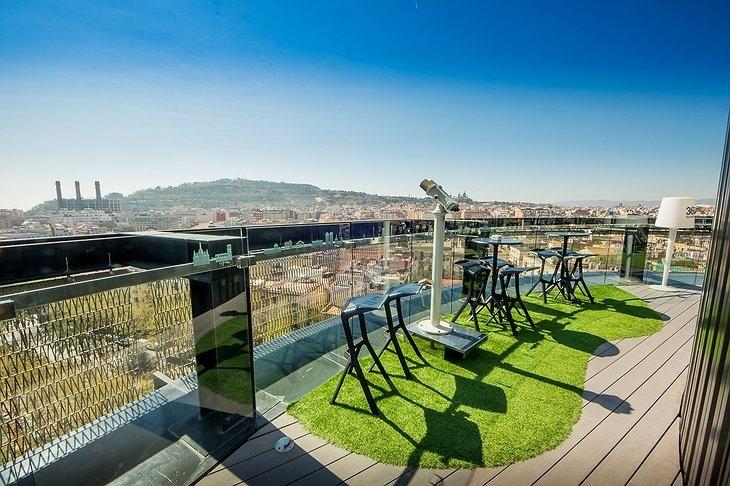 Лучшие отели мира от Soul Travel Barcelo Raval in Barcelona (Испания), изображение №3