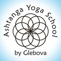 Логотип Аштанга йога школа в Омске / Анастасия Глебова