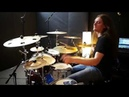 FLUME Helix Luke Tomzak drum cover @Versus Records Studio