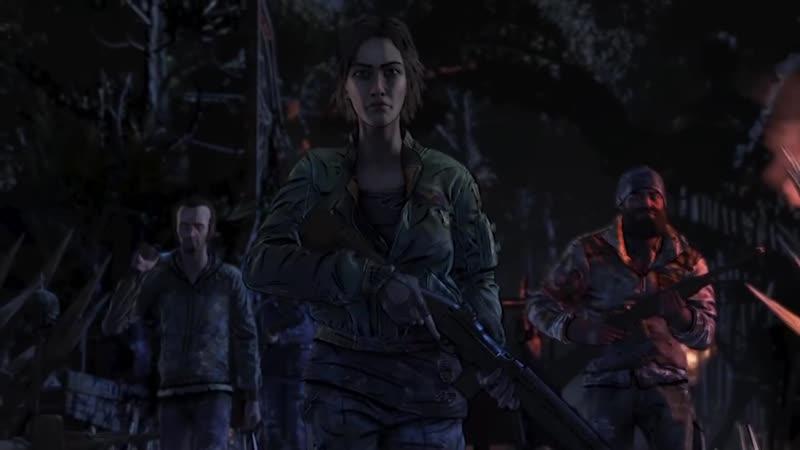 RYUU GA WAGA TEKI WO KURAU The Walking Dead The Final Season MEME