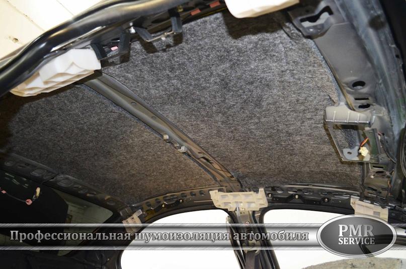 Шумоизоляция Mitsubishi Lancer, изображение №17