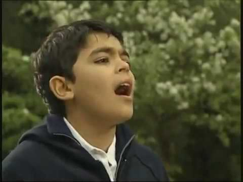 Аксион Эстин Достойно есть Пение от Души от 10 ти летнего Мальчика