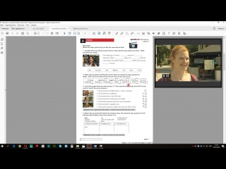 Interactive Worksheet Videopodcast 5 Speakout Elementary