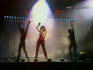 Amanda lear - rockin' rollin' (i hear you nagging) (russian tv) (1980)