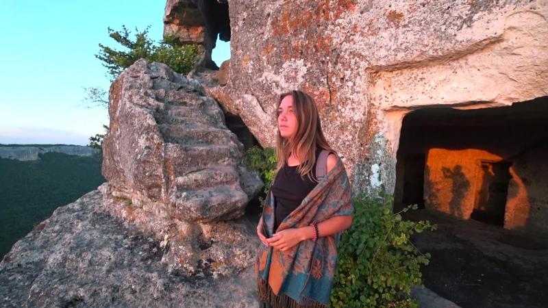 Leonella Мангупские пещеры