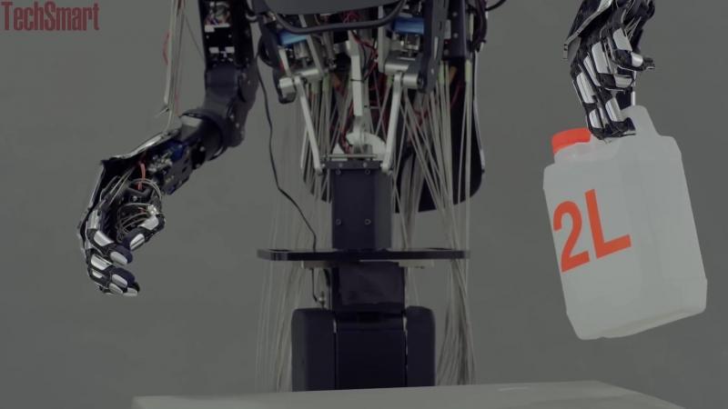 Робот аватар MELTANT α