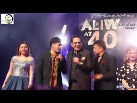Handog (live performance) - Aliw @ 40 anniversary concert
