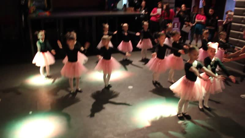 Тролли детская хореография 4 5 лет