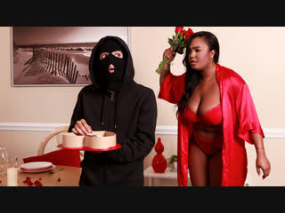 Layton benton (valentine's day whorerror story / 14.02.2019) [2019, big ass,big tits worship,black hair,curvy woman]