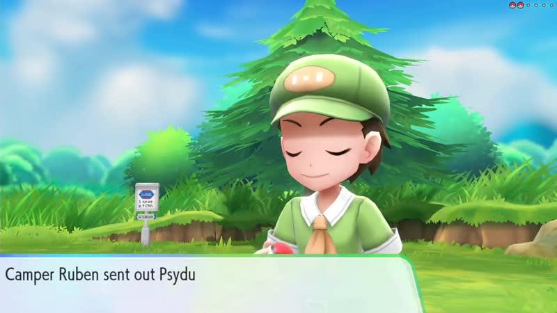 [AssiMaslow] ИВИ И РАПИДАШ - Pokemon Lets Go, Pikachu 26 - Прохождение (ПОКЕМОНЫ НА НИНТЕНДО СВИЧ)