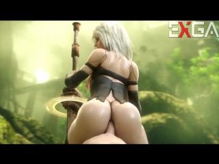 Nier automata 3d hentai 3d hentai cartoon porn порно мультфильм full hd xxx эротика hardcore orgy оргия транс
