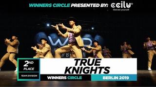 True Knights | 2nd Place Team  | World of Dance Berlin Qualifier 2019 | #WODBER19 |