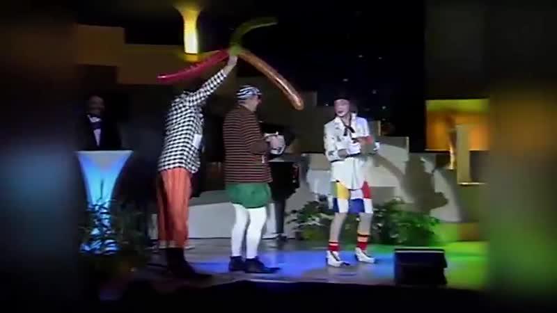 А Ширвиндт М Державин и Р Городецкий Лицедеи Блю канари 1993