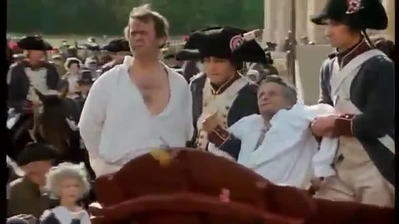 казнь Робеспьера и Сен-Жюста