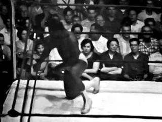 1960's Wrestling Champions TV Kohler's Chicago Lewin, Curtis, Siki,Atkins