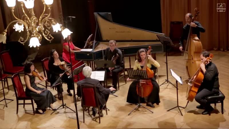 Johann Gottlieb Graun Viola da Gamba Concerto in F major GraunWV A XIII 8 Savaria Barokk Zenekar Németh Pál