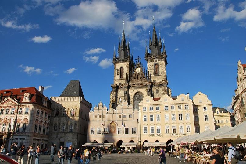 Что посмотреть в Праге самостоятельно: основные достопримечательности, изображение №1
