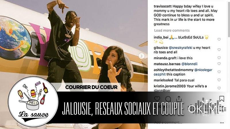 Jalousie réseaux sociaux et couple Avec Jok'air Le courrier du cœur de Neefa LaSauce OKLM TV