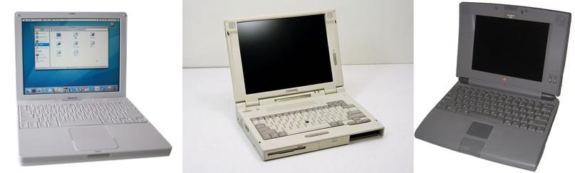 Ноуты 90-ых были медленные, громоздкие, с плохими экранами, в общем рабочая машина, а не инструмент для потребления развлекательного контента!