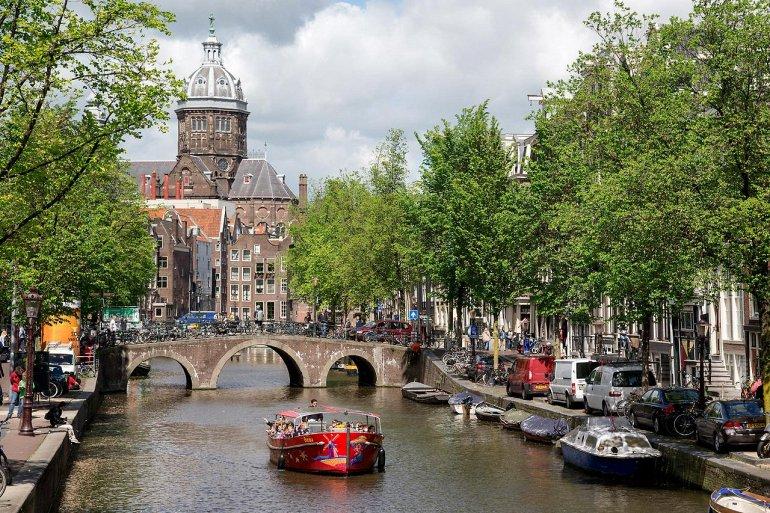 Амстердам. Каналы северной Венеции, изображение №2