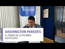 WASHINGTON PAREDES RAUL DE LA TORRE COIMAS CONTRATO DE MAS DE 30 MILLNS EN PETROECUADOR 02 07 2019
