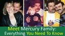 Family of Freddie Mercury Wife Partner s children Parents Siblings and More 2018