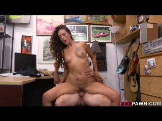Victoria Banxxx - shop tattoo pov amateur blowjob cumshot boobs cum sex porn