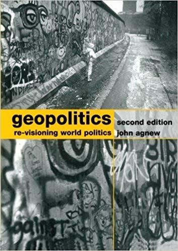 John Agnew] Geopolitics Re-visioning World Polit