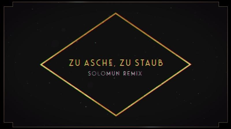 Severija Zu Asche Zu Staub Solomun Remix Music from the Original TV Series Babylon Berlin