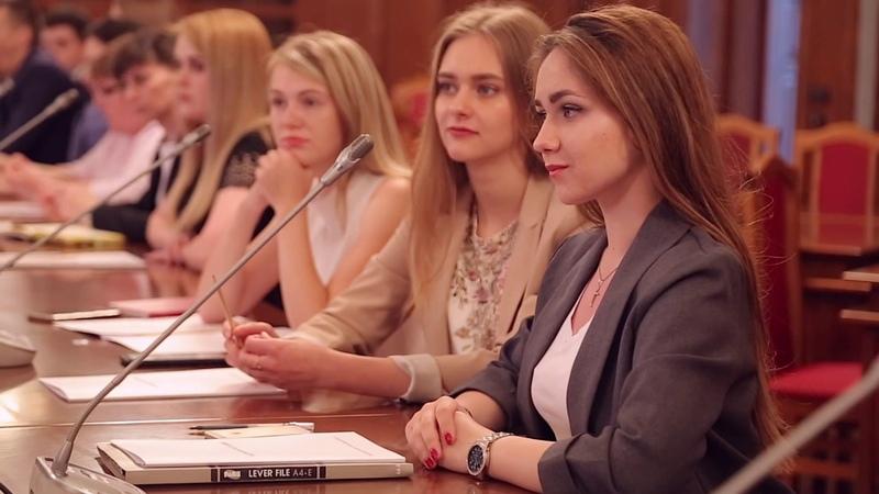 II сессия Молодёжного парламента Новосибирской области III созыва