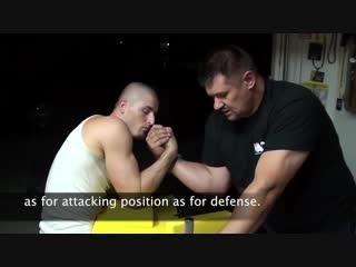 [Igor Mazurenko] How to win in Arm wrestling. Tips from the Champ