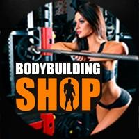 Логотип BODYBUILDING SHOP/ Спортивное питание В.Новгород