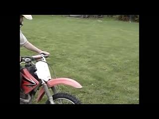 Новички на мотоциклах. Большая подборка мото приколов