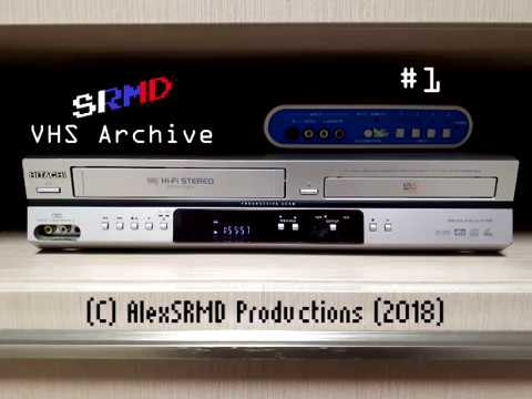 AlexSRMD VHS Archive 1 - Super Probotector (SNES) Playthrough [2P-B, Normal]