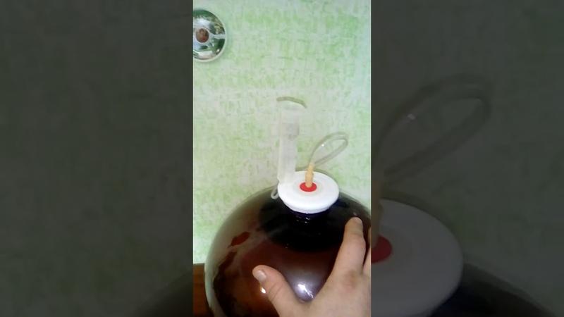 Грамотный Гидрозатвор для ПЭТ бутыля