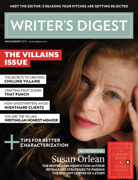 2019-07-01 Writer s Digest