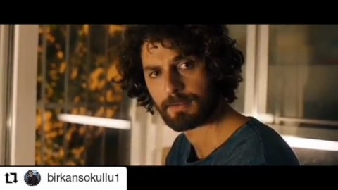 """Birkan Sokullu on Instagram """"2 yıldır beklediğimiz filmin fragmanı sonunda çıkmış! 😂 Hayırlı olsun 🎊💞 birkansokullu cemreebüzziya serkankeskin kronoloji aliaydin"""""""