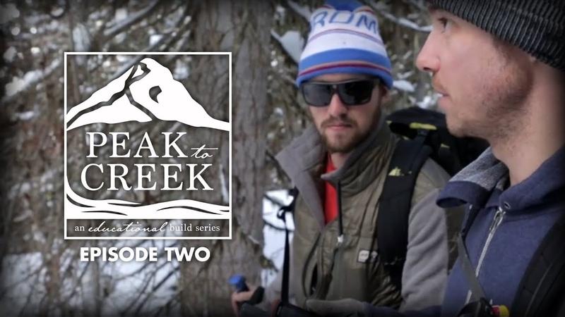 Peak to Creek: The Retallack Trailbuilding Experience Episode Two