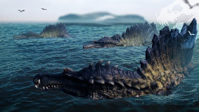THIS TYPE-H BEAST JUST GOT EVEN BETTER! - The Isle - Type-H Hypo Spino Nesting Survival - Gameplay