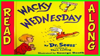 Wacky Wednesday by DR SEUSS ❤ Read Aloud Book for Children