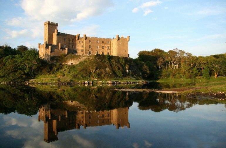 Интересные места нашей планеты Волшебный мост на о. Скай (Шотландия), изображение №2