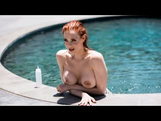 Maitland Ward - Wet And Wild - Athletic, Big Tits, Blowjob, POV, Tattoo, Porn