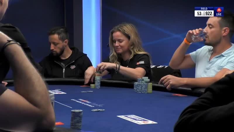 Главное событие PokerStars and Monte Carlo Casino EPT День 3 ITM 827 700€ за первое место