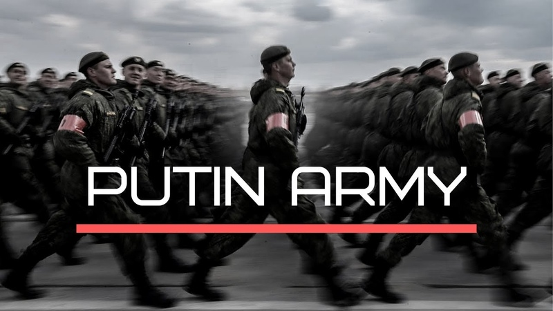 Russian Army | Putin Army Ready For Anything