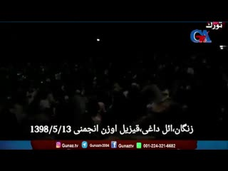 Türk məktəblilər İranın yeni qanununa etiraz edir (Avqust, 2019)
