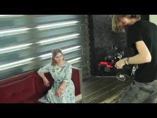 Съемки нового клипа Леры Огонёк