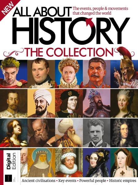 All About History The Collection Ed1 2019