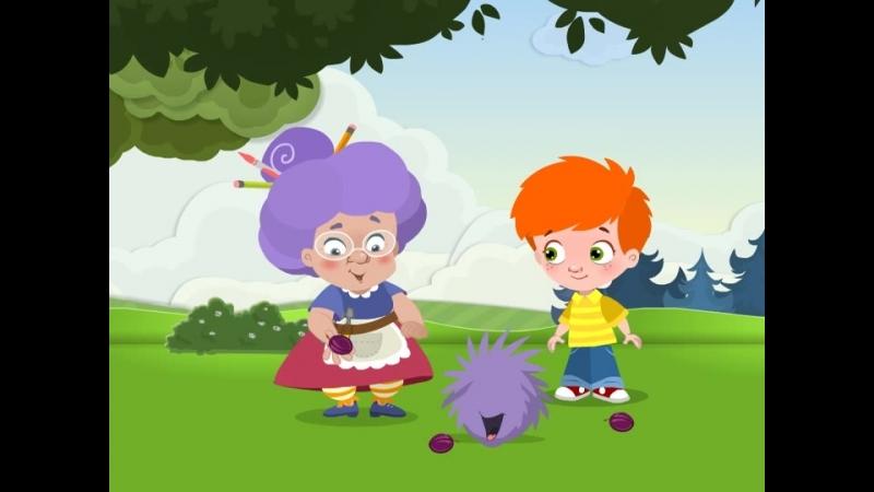 More Flupe video 04 Little Jack Horner